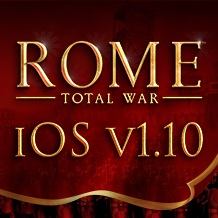 Gaining ground — Additional factions and features coming to ROME: Total War for iOS