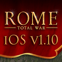 ROME: Total War updated with additional factions and features on iOS