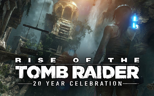 Lara Croft returns to Linux in Rise of the Tomb Raider: 20 Year Celebration