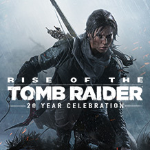 Bull's-eye: on April 12th, Rise of the Tomb Raider: 20 Year Celebration hits macOS