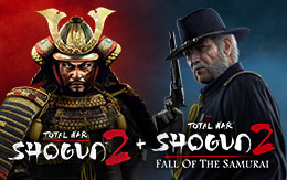 Master the supreme art of war in Total War: SHOGUN 2 and Fall of the Samurai, now available on Linux