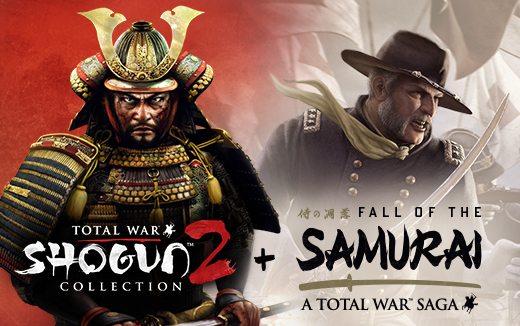 A brave new Japan — Total War: SHOGUN 2 and A Total War Saga: FALL OF THE SAMURAI updated to 64-bit on macOS