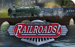 Now Boarding: Sid Meier's Railroads! Out Now on Mac!
