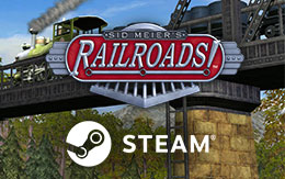 Build a railroad empire and shape a nation! Sid Meier's Railroads! for macOS comes to Steam on May 25th