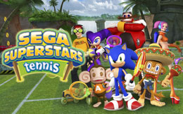 Ace! SEGA Superstars Tennis slams onto the Mac today