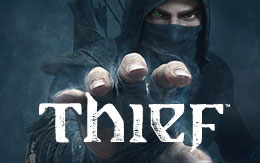The window opens: get your hands on Thief™ for Mac
