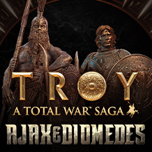 A Total War Saga: TROY - Ajax & Diomedes DLC arrives on macOS 10th February