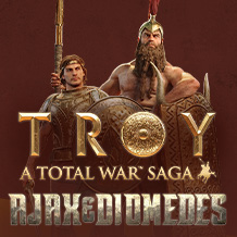A Total War Saga: TROY – Ajax & Diomedes unleashed for macOS today
