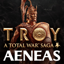 Meet the legends of TROY - Aeneas