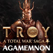 Meet the legends of TROY - Agamemnon
