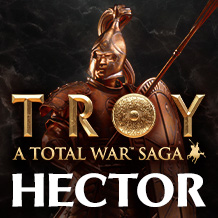 Meet the legends of TROY - Hector