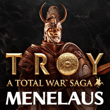 Meet the legends of TROY - Menelaus