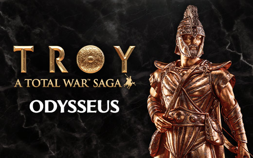 Meet the legends of TROY - Odysseus