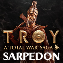 Meet the legends of TROY - Sarpedon