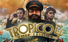Power play! Tropico 4: Gold Edition for the Mac is out now!