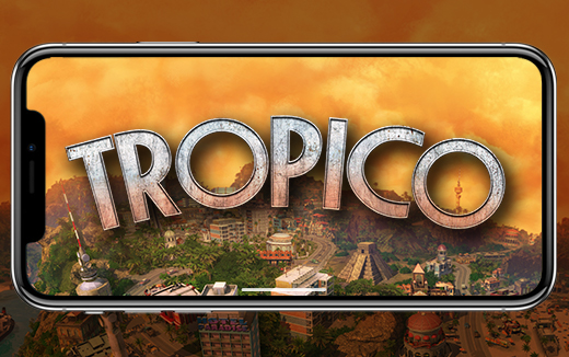 A glorious future for Tropico… on iPhone!