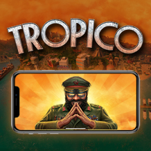 Vote El Prez! Beloved leader promises Tropico for iPhone on April 30