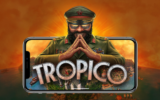 Power, politics… paradise. Welcome to Tropico, out now for iPhone