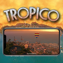 Wish you were here: First shots of Tropico on iPhone