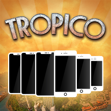 Requisitos de Tropico — Los iPhone favoritos de su Excelencia