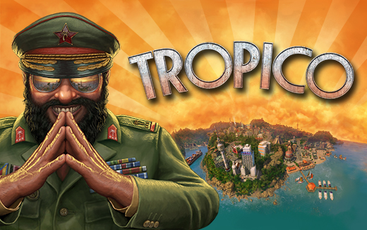 Tropico is coming to iPad 18 December! Llamas for everyone!