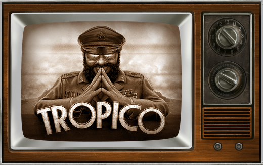 Let's play politics! — Get your first in-depth look at Tropico for iPad