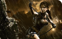 Lara Croft Makes an Intrepid Return to the Mac!