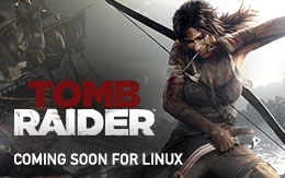 A survivor reborn on Linux: discover Tomb Raider this spring
