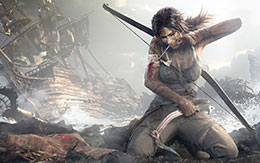 Lara Croft's origin story: Tomb Raider out now for Mac