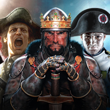 Les Definitive Editions de Total War: EMPIRE, NAPOLEON et MEDIEVAL II partent à l'assaut de la boutique de Feral