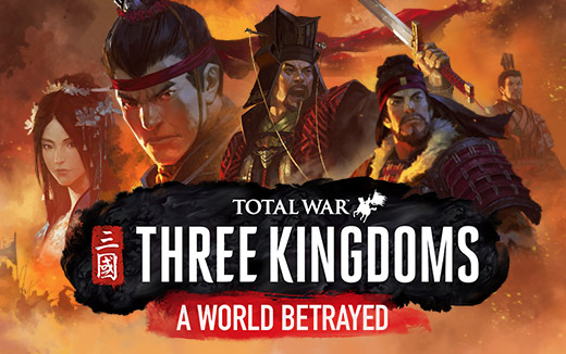 Total War: THREE KINGDOMS – A World Betrayed Chapter Pack forja sua lealdade no macOS e no Linux