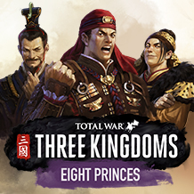 Total War: THREE KINGDOMS - Eight Princes DLC ascends on macOS and Linux