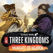 Le pack chapitre Total War: THREE KINGDOMS - Mandate of Heaven prend d'assaut macOS et Linux