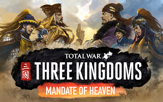 Das Total War: THREE KINGDOMS - Mandate of Heaven Kapitelpaket kommt zu macOS und Linux