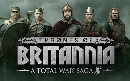 A Total War™ Saga: THRONES OF BRITANNIA coming to macOS and Linux