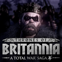 Explore and conquer the British Isles in THRONES OF BRITANNIA for Linux