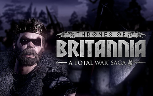 Esplora e conquista le Isole Britanniche in THRONES OF BRITANNIA per Linux