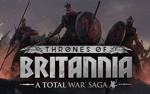 A clash of kings… A Total War Saga: THRONES OF BRITANNIA comes to macOS on May 24th