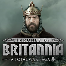 Now conquer this sceptred isle — THRONES OF BRITANNIA for macOS released