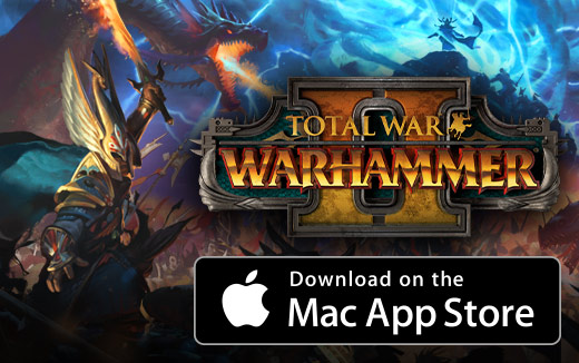 《Total War: WARHAMMER II》登陆 Mac App Store!