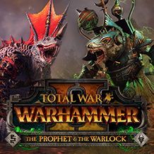 Total War: WARHAMMER II - The Prophet & The Warlock DLC manifests on macOS and Linux