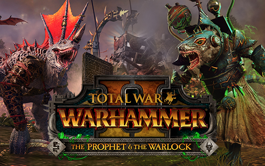 Total War: WARHAMMER II - The Prophet & The Warlock è disponibile ora per macOS & Linux