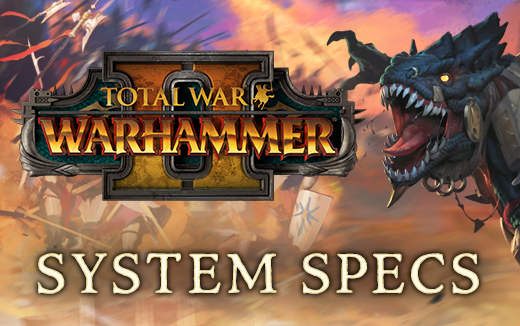 Contemple os requisitos de Total War: WARHAMMER II para macOS e Linux