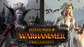 Two new DLCs arrive for Total War: WARHAMMER - Isabella von Carstein and the Knights of Bretonnia