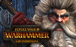 Grombrindal the White Dwarf storms the gates of Total War: WARHAMMER