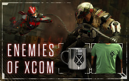 Capture enemies of XCOM and win loot from Resistance HQ