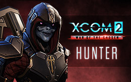 Meet the Hunter, a new ranged enemy in XCOM 2: War of the Chosen for macOS and Linux