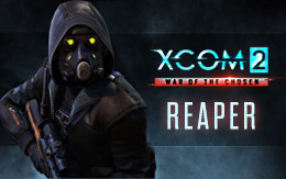 Meet the Reapers, a faction of marksmen in XCOM 2: War of the Chosen for macOS and Linux