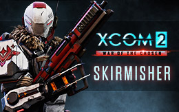 Meet the Skirmishers, a faction of defected ADVENT soldiers in XCOM 2: War of the Chosen for macOS and Linux