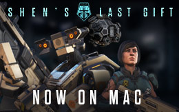 We have a new target, Commander. Shen's Last Gift DLC for XCOM 2 is out now on Mac